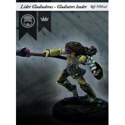 Gladiators leader