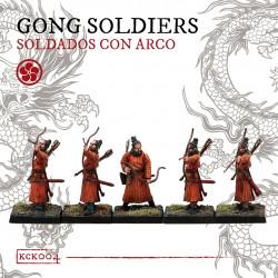 Soldados con Arco