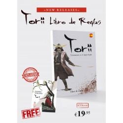 REGLAMENTO TORII SPANISH
