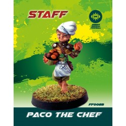 Paco The Chief