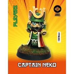 Capitán Neko