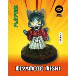 Miyamoto Mishi