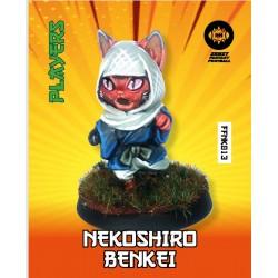 Nekoshiro Benkei